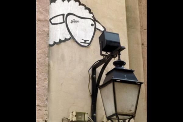 Sortie Street Art